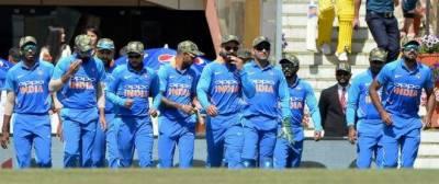 بھارتی ٹیم نے فوجی ٹوپیاں پہننے کی اجازت لی تھی:آئی سی سی کی وضاحت