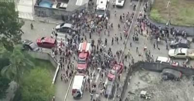 برازیل کے سکول میں فائرنگ، 10 افراد ہلاک