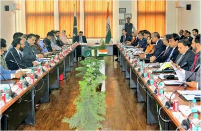 پاک- بھارت کے درمیان کرتار پور راہداری منصوبے پر مذاکرات جاری