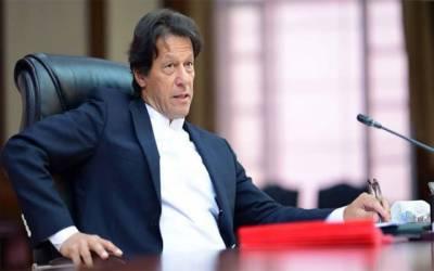 آن لائن ویزا کا اجرا پاکستان کی ترقی کی طرف پہلا قدم ہے:عمران خان