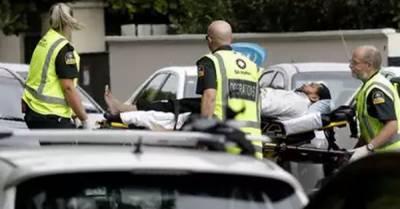 نیوزی لینڈ کی مساجد میں فائرنگ،اندرونی ویڈیو اور تصاویر سامنے آگئیں