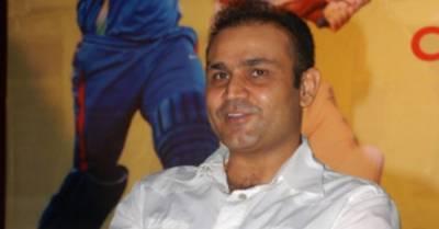 وریندر سہواگ نے بی جے پی کے ٹکٹ پر الیکشن لڑنے سے انکار کردیا
