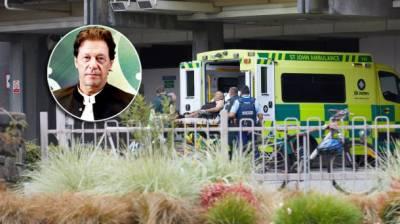 نیوز ی لینڈ میں مسجد پر حملے کے بعد وزیرا عظم عمران خان بھی خاموش نہ رہے ،اہم بیان سامنے آگیا