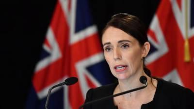 نیوزی لینڈ کی وزیراعظم کا اسلحہ قوانین تبدیل کرنے کا اعلان