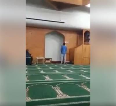 نیوزی لینڈ میں شہادتوں کے بعد مسلمانوں نے اسی مسجد میں نماز کی ادائیگی شروع کردی