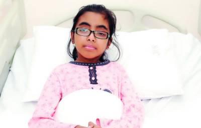 متوفی شخص نے گردہ عطیہ کرکے پاکستانی لڑکی کو نئی زندگی دے دی