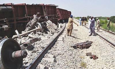 ڈیر مراد جمالی کے قریب ریلوے ٹریک پر دھماکہ,3 افراد جاں بحق،7 زخمی