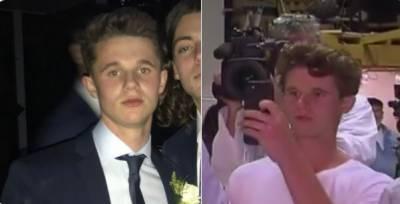 مجھے سبق مل گیا ہے لیکن مجھے کوئی پچھتاوا نہیں:آسٹریلوی سینیٹر کو انڈہ مارنے والے لڑکے کا پیغام