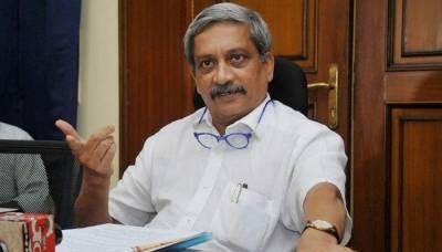 بھارتی ریاست گوا کے وزیراعلیٰ منوہر پاریکر چل بسے