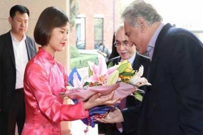 شاہ محمود قریشی 3 روزہ دورے پر چین پہنچ گئے، اہم ملاقاتیں شیڈول