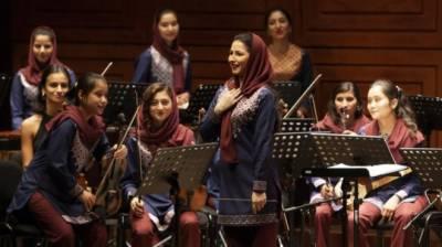 لندن میں افغان خواتین آرکسٹرا گروپ نے دھوم مچادی