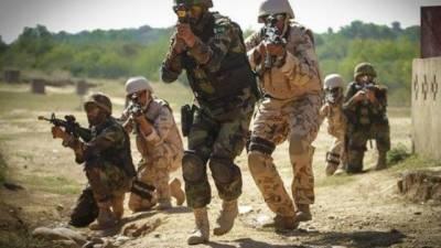 سکیورٹی فورسز کاآپریشن،4 مغوی ایرانی فوجیوں کو بازیاب کرالیا:آئی ایس پی آر