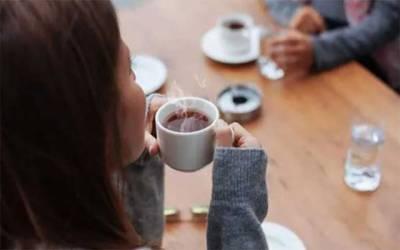 زیادہ گرم چائے یا کافی سرطان کے خطرے کا موجب بن سکتی ہے:تحقیق