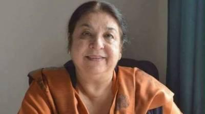 نوازشریف کو سیاسی انتقام کا نشانہ نہیں بنایا جا رہا، یاسمین راشد