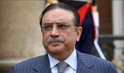 آصف علی زرداری کے خلاف جعلی اکاؤنٹس ریفرنس تیار