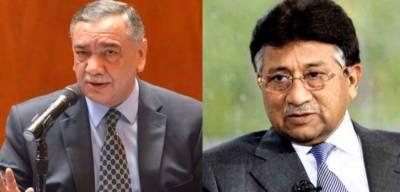 مشرف کہیں عدالت کو بھی مکے نہ دکھانے شروع کردیں:چیف جسٹس سپریم کورٹ