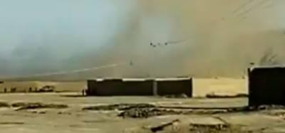 لورالائی: آپریشن کے دوران 4 دہشتگردوں نے خود کو دھماکے سے اڑا لیا