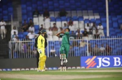 پاکستان اور آسٹریلیا کے درمیان تیسرا ون ڈے، ٹیم میں تبدیلیوں کا فیصلہ