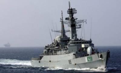 بھارتی بحریہ کی خود فریبی