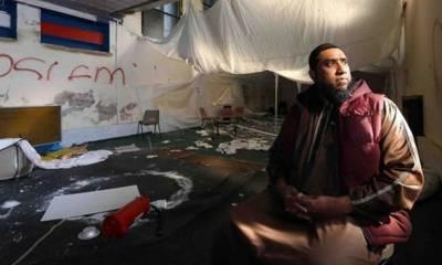برطانیہ میں نیوکاسل اسلام سینٹر پر مشتعل افراد کا حملہ،نذر آتش کرنیکی کوشش