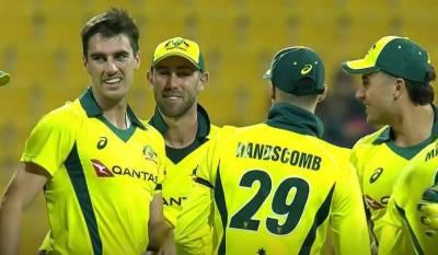 آسٹریلیا نے پاکستان کو شکست دیکر سیریز اپنے نام کر لی
