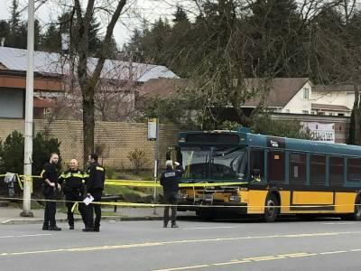امریکی شہر سیاٹل میں میٹرو بس میں فائرنگ،1 ہلاک،3 زخمی