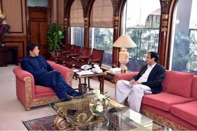 وزیراعظم سے پرویز الہیٰ کی ملاقات، اتحادی معاملات پر گفتگو