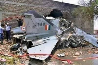 بھارتی فضائیہ کا ایک اور جھوٹ پکڑا گیا