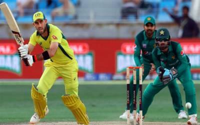 چوتھا ون ڈے ، آسٹریلیا نے پاکستان کو فتح کیلئے 278 رنز کا ہدف دیدیا