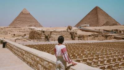 مصر میں تین ہزار سال پرانی بندرگاہ دریافت