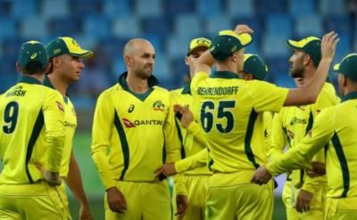 آسٹریلیا نے پاکستان کو آخری میچ میں شکست دے کر 5 میچوں کی سیریز میں کلین سویپ کردیا