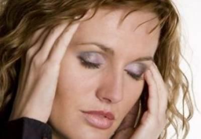آدھے سر کے درد کی علامات اور علاج