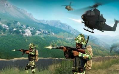 پاک فوج نے نوجوانوں کیلئے نئی ملٹری گیم