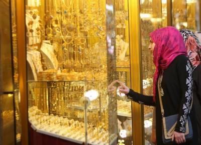 ملک میں سونا کی قیمت 71 ہزار روپے فی تولہ کی ریکارڈ سطح پر پہنچ گئی