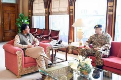 وزیراعظم اور آرمی چیف کی ملاقات، ملکی صورتحال کا جائزہ لیا گیا