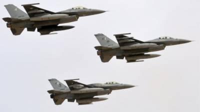 گنتی کی ہے، پاکستانی ایف 16 تعداد میں پورے ہیں: امریکی حکام