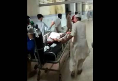 کراچی، مبینہ پولیس مقابلہ، فائرنگ کی زد میں آ کر 10 سالہ بچہ جاں بحق