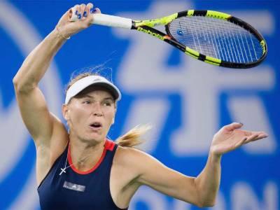امریکن ٹینس سٹار میڈیسن کیز نے چارلسٹن اوپن ٹینس ٹورنامنٹ جیت لیا
