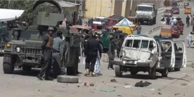 افغانستان کے شہر جلال آباد میں دھماکہ ، 2 افراد ہلاک،5زخمی