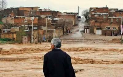 ایران میں سیلاب کی تباہ کاریاں، پاکستان نے امداد کی پیشکش کر دی