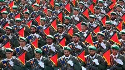 امریکا نے ایران کی فوج کو عالمی دہشت گرد تنظیم قرار دیدیا