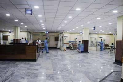 لیڈی ریڈنگ اسپتال میں آلات نہ ہونے پر انتظامیہ نے دل کے آپریشن روک دیے