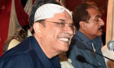 عمران خان نے سیاست کو تنگ نظری سے آلودہ کردیا ہے، آصف زرداری