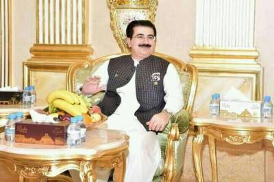 صادق سنجرانی قائم مقام صدر کیلئے اہل قرار
