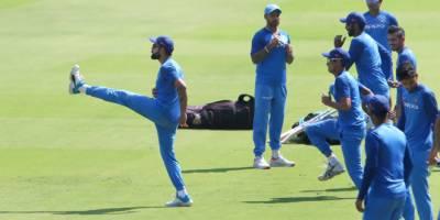 ورلڈکپ کیلئے بھارت کی کرکٹ ٹیم کا اعلان