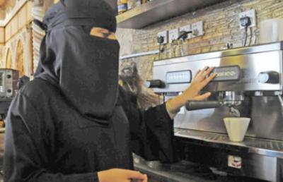 سعودی خواتین کے ساتھ غیر ملکی شہری کام نہیں کرسکتے