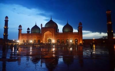 لاہور سمیت ملک کے مختلف علاقوں میں بارش کا سلسلہ جاری