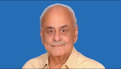 اعجاز شاہ نے وفاقی وزیر داخلہ کے عہدے کا چارج سنبھال لیا