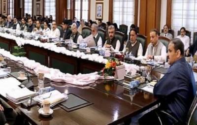 وفاقی کابینہ کے بعدپنجاب کابینہ میں اکھاڑ پچھاڑ کی چہ مگوئیاں زور پکڑ گئیں