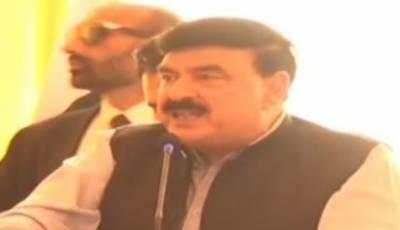 وزیر ریلوے شیخ رشید نے وفاقی کابینہ میں اکھاڑ پچھاڑ سے متعلق بڑا انکشاف کر دیا